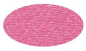 ちりめん 生地 無地 桃色(40) 10cm 髪飾りやつまみ細工に 二越 レーヨン 縮緬 和風 はぎれ