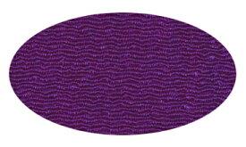ちりめん 生地 無地 渋紫(50) 10cm 髪飾りやつまみ細工に 二越 レーヨン 縮緬 和風 はぎれ