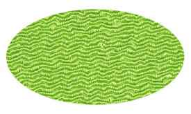 ちりめん 生地 無地 黄緑(56) 10cm 髪飾りやつまみ細工に 二越 レーヨン 縮緬 和風 はぎれ