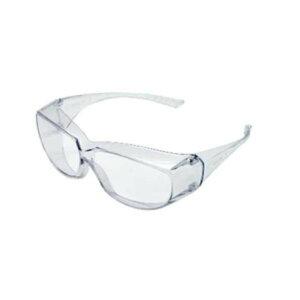 曇らないプロテクトグラス クリア BS-1780NH メガネの上から オーバーグラス 花粉メガネ ウィルス対策 飛沫予防 感染予防 保護メガネ ドライアイ対策