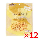 ペッツルート 素材メモ カロリーカットチーズ お徳用 160g (66201267) × 12 (s6620012)