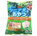 【正規品】デビフペット シニア犬のおやつグルコサミンコンドロイチン配合 100g(46400222)