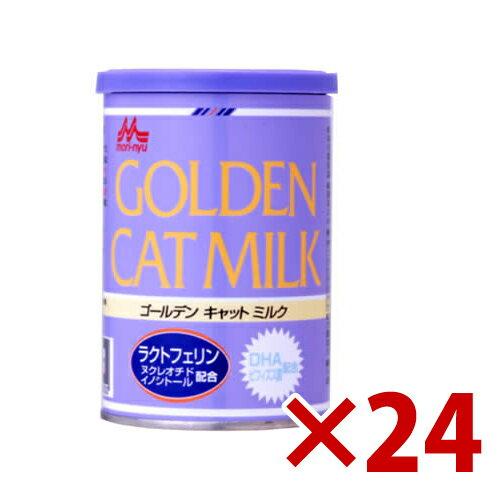 【送料無料】森乳サンワールドワンラックゴールデンキャットミルク130g×24(s7810039)