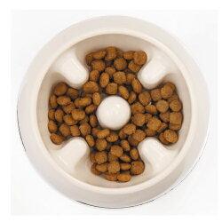 【正規品】エイムクリエイツゆっくり食べれる食器Sアイボリー(17500050)
