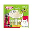 いなば CIAO ちゅ〜る 毛玉配慮 とりささみ 海鮮ミックス 14g 20本入り (12600188)