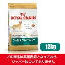 【正規品】【送料無料】ロイヤルカナン ゴールデンレトリバー成犬・高齢犬用12kg生後15ヶ月齢以上●