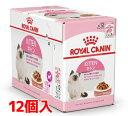 【正規品】ロイヤルカナン キトン ウェットタイプ 85g×12個入 生後12ヵ月齢までの子猫用(52909959)