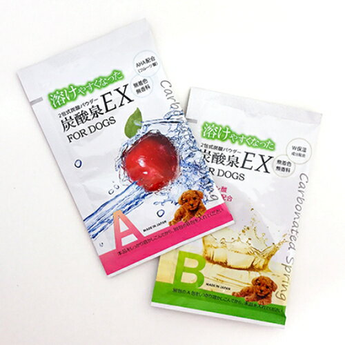ハートランド 2包式炭酸パウダー 炭酸泉EX 24包入 (60000900)