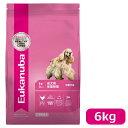 【正規品】ユーカヌバ ミディアム ウェイトコントロール 成犬用 体重管理 中型犬用 1歳以上 6kg(10100129)●