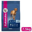 【正規品】ユーカヌバ ラージ シニア シニア用 大型犬用 5歳以上 7.5kg(10100142) ●