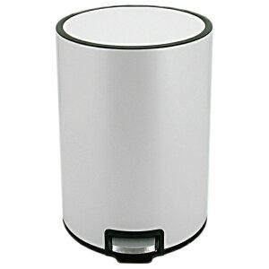 和 12Lゴミ箱(白)ペダル式・内バケツ付 11020840