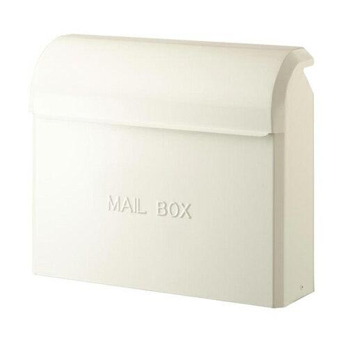 【送料無料】 ライク(ピュアホワイト) GM1-E20-105 ※※ オンリーワン シンプル かわいい 郵便ポスト 郵便受け 新築 祝い 戸建て リフォーム ※※