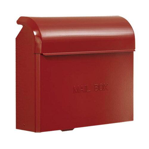 【送料無料】 ライク(ワインレッド) GM1-E20-102 ※※ オンリーワン シンプル かわいい 郵便ポスト 郵便受け 新築 祝い 戸建て リフォーム ※※
