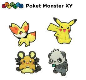 【クロックス jibbitz ジビッツ】Poket Monster XY/ポケットモンスターXY