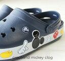crocs【クロックス】crocband mickey clog/クロックバンド  ミッキー クロッグ