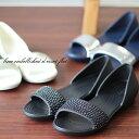 crocs【クロックス レディース】lina embellished d'orsay flat/リナ エンベリッシュド ドルセー フラット ウィメン