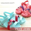 crocs【クロックス キッズ】keeley springtime sandal/キーリー スプリングタイム サンダル