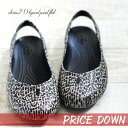 crocs【クロックス レディース】olivia2.0 leopard print flat/オリビア2.0 レオパード プリント フラット ウィメン