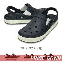 40%OFF【クロックス crocs 】 citilane clogシティレーン クロッグ
