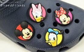 【クロックス jibbitz ジビッツ】Disney&Friends/ディズニー&フレンズ S17