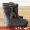 【クロックス crocs キッズ】lodgepoint boot kids/ロッジポイント ブーツ キッズ