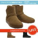 【クロックス crocs レディース b】 lodgepoint bootie/ロッジポイント ブーティ ウィメン/レディース