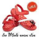 【クロックス crocs キッズ】lina minnie sandal kids/リナ ミニー サンダル キッズ