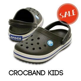 【クロックス crocs キッズ】crocband kids/クロックバンド キッズ