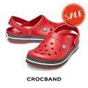 ●【クロックス crocs 】crocband/クロックバンド/メンズ レディース/ペッパー