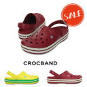 ●【クロックス crocs 】crocband/クロックバンド/メンズ レディース