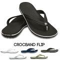 【クロックスcrocs】crocbandflip/クロックバンドフリップ