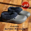 ●【クロックス crocs 】classic blitzen3.0 clog/クラシック ブリッツェン 3.0クロッグ
