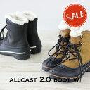 【クロックス crocs レディース b】allcast2.0 boot/オールキャスト2.0 ブーツ ウィメン