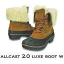 【クロックス crocs レディース b】allcast2.0 luxe boot w/オールキャスト2.0 ラックス ブーツ ウィメン