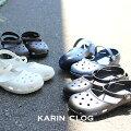 crocs【クロックスレディース】karinclogw/カリンクロッグウィメン