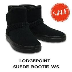 【クロックスcrocsレディースb】lodgepointbootie/ロッジポイントブーティウィメン