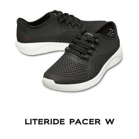 【クロックス crocs レディース s】literide pacer W/ライトライド ペイサー ウィメン
