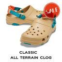 【クロックス crocs 】 classic all terrain clog/クラシック オールテレイン クロッグ/メンズ