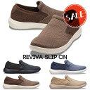 【クロックス crocs メンズ】reviva slip-on men/リバイバ スリップオン メンズ/スニーカー