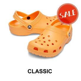 【クロックス crocs メンズ レディース】classic/クラシック/カンタループ