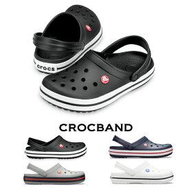 ◆【クロックス crocs メンズ レディース】Crocband / クロックバンド/シューチャームプレゼント対象