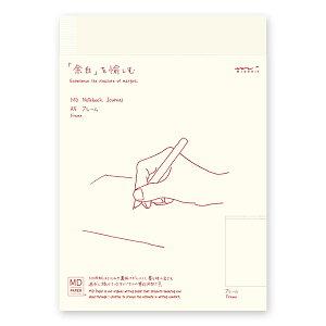 ミドリ ノート A5サイズ MDノート/レ−ム