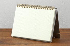 ミドリ ノート A5サイズ プラススタンドノート クロス罫 スケッチブック