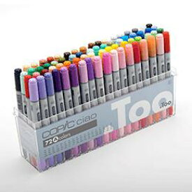 Too コピックチャオ 72色Aセット COPIC ciao
