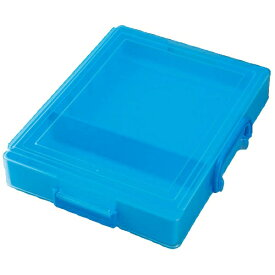 クツワ おどうぐ箱 プラケースA4/B5対応ブルー