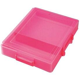 クツワ おどうぐ箱 プラケースA4/B5対応ピンク