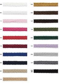 111-300 レーヨンブレード《1反購入30%オフ》ベーシックなデザインで服飾にもバッグなどの小物類にも用途を選ばずお使いいただけるレーヨンブレードです。