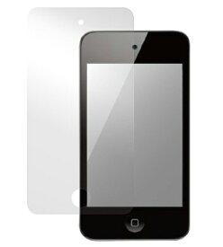 【メール便送料130円】【3枚セット】【Apple iPod touch 第4世代 液晶 保護フィルム】クリア 光沢タイプ ipod touch 4 プロテクトフィルム