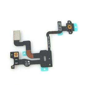 【メール便送料130円】iPhone4S専用 センサーケーブル リペアパーツ ブラック