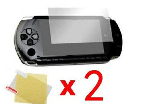 【メール便送料130円】2枚セット PSP液晶保護フィルム Screen guand for PSP (1202-2)